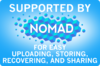 NOMAD Logo supported by.png